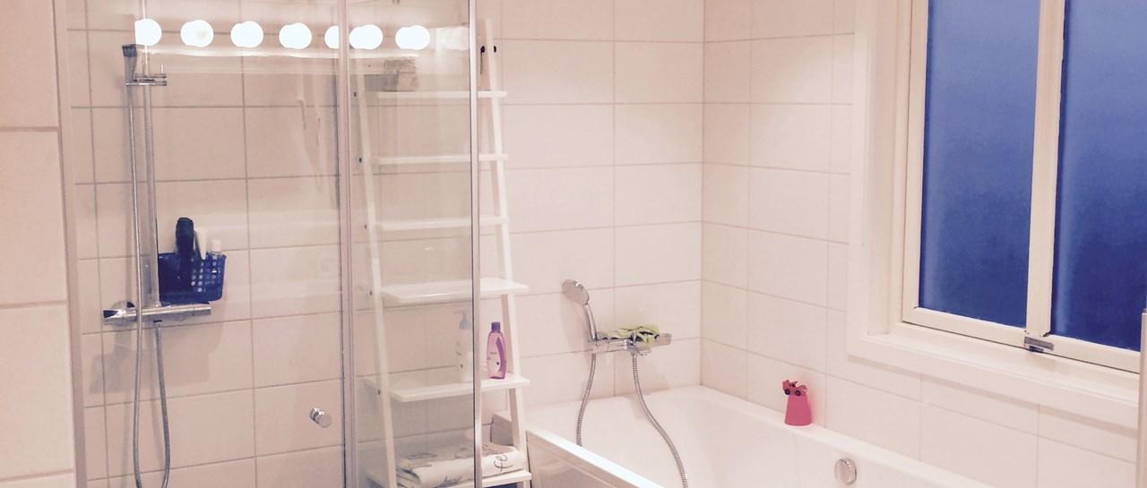 Bad og våtrom i nybygg